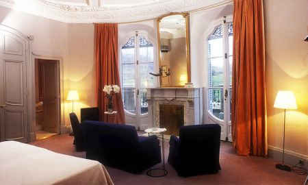 Suite with balcony - Torre Del Remei - Bolvir