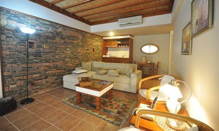 Zimmer Suite - Gartenblick - El Vino Hotel & Suites - Bodrum