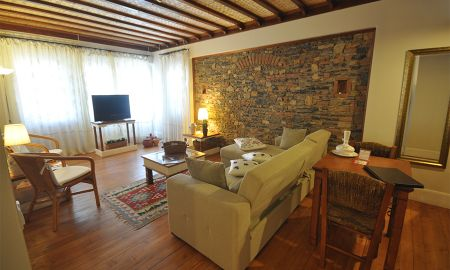 Chambre Suite - Vue Mer - El Vino Hotel & Suites - Bodrum