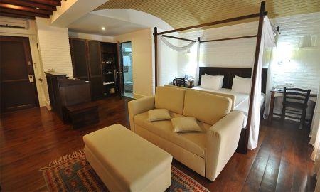 Номер атегории комфорт - El Vino Hotel & Suites - Bodrum