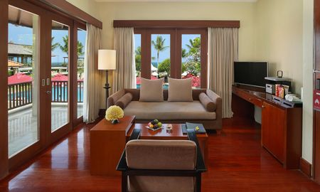 Suite - Bali Niksoma Boutique Beach Resort - Bali