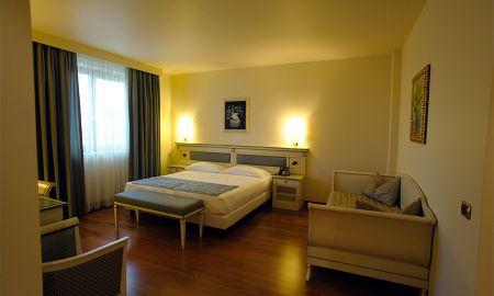Camera Tripla - Villa Quaranta Tommasi Wine Hotel & Spa - Verona