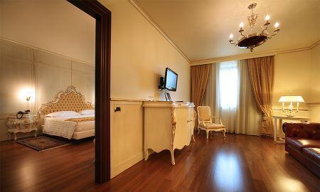 Suite - Villa Quaranta Tommasi Wine Hotel & Spa - Verona