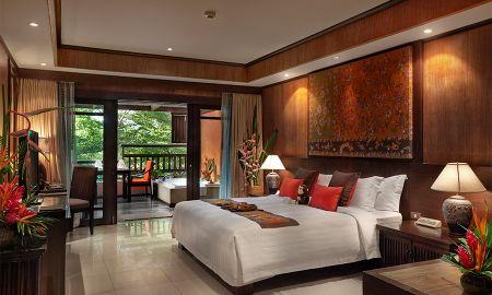 Chambre Twin ou Double avec Baignoire Spa - Bo Phut Resort & Spa Hotel - Koh Samui