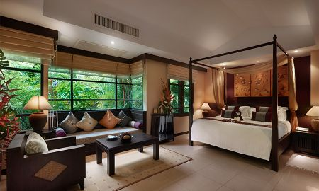 Villa - Vue Jardin - Bo Phut Resort & Spa Hotel - Koh Samui
