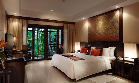 Chambre Double ou Twin - Vue Jardin - Bo Phut Resort & Spa Hotel - Koh Samui