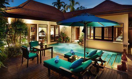 Villa Piscine Première - Bo Phut Resort & Spa Hotel - Koh Samui