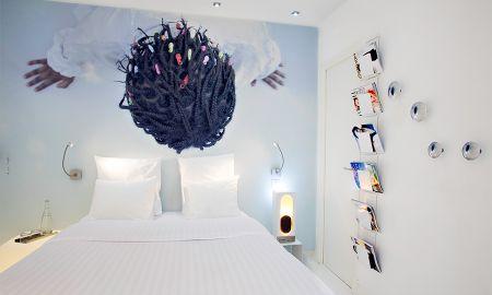 Deluxe Double Room - BLC Design Hotel - Paris