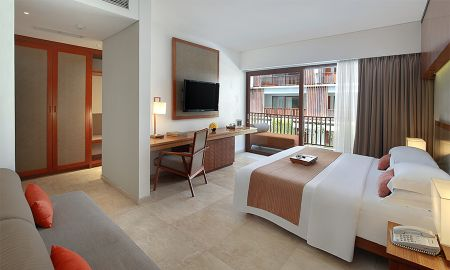 Deluxe Double or Twin Room - The Magani Hotel And Spa - бали