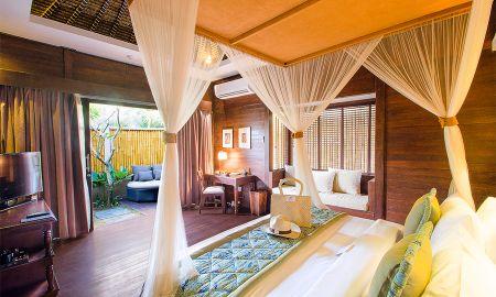 Villa de Una Habitación con Jardín - Lembongan Beach Club And Resort - Bali