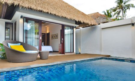 Villa Premiere de Una Habitación con Piscina - Lembongan Beach Club And Resort - Bali