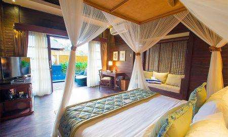Villa de Una Habitación con Piscina - Lembongan Beach Club And Resort - Bali