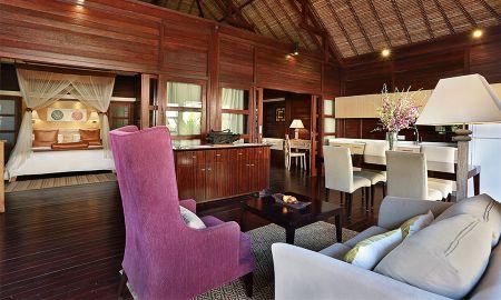 Villa Premiere de Dos dormitorios con Piscina - Lembongan Beach Club And Resort - Bali