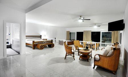 Junior Suite - Vista Mare - Sarpedor Boutique Hotel & Spa - Bodrum