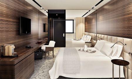 Suite Junior Triple - Howard Hotel Paris Orly Airport - Paris
