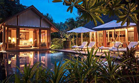 Beach Villa 2 Bedrooms - The Datai Langkawi - Langkawi