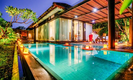 Royale Villa Une Chambre avec Piscine - Javana Royal Villas - Bali