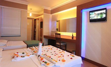 Single Room - Tac Premier Hotel & Spa - Antalya