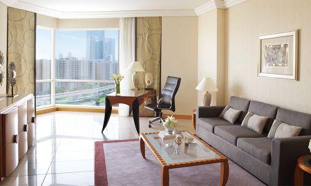Suite due Camere - Fairmont Dubai - Dubai