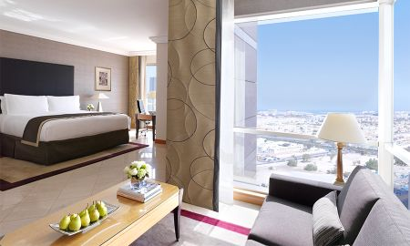 Suite Junior Fairmont Gold - Fairmont Dubai - Dubai