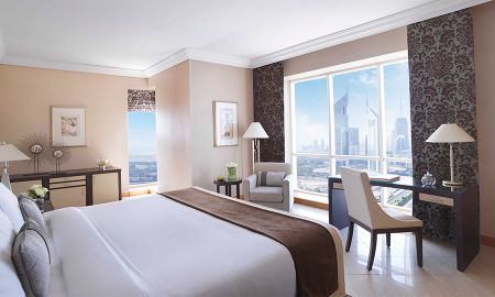 Camera Vista Fairmont - Fairmont Dubai - Dubai