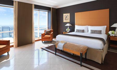 Suite Fairmont Gold una Camera - Fairmont Dubai - Dubai