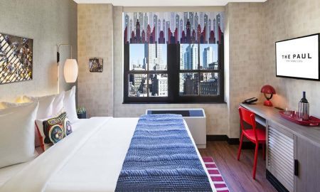 Queen Mod - The Paul Hotel - New York