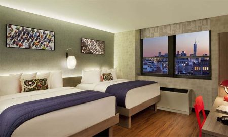 Manhattan Duplo - The Paul Hotel NYC-Chelsea, Ascend Hotel Collection - Nova York