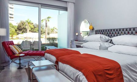 Chambre Deluxe - Vue sur Piscine - Pestana Alvor South Beach - Algarve