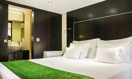 Chambre Mini - Vue de l'intérieur - Behotelisboa - Lisbonne