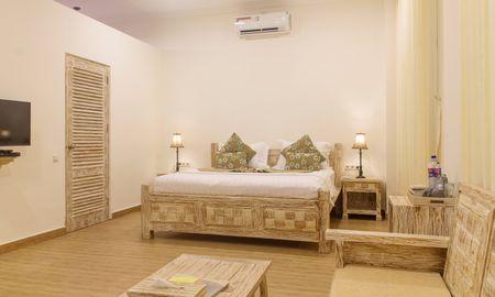 Habitación Doble Deluxe - Vista Mar + Veranda - Bondalem Beach Club - Bali