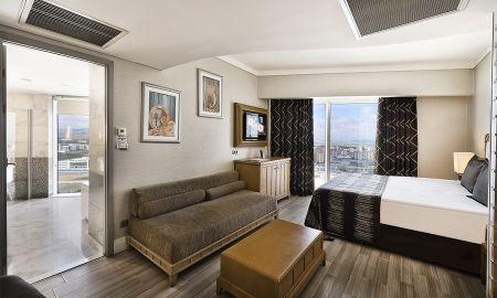 Junior Suite Corner Superior Zimmer - Grand Hotel Konya - Konya