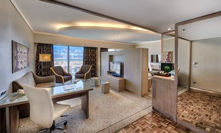 Superior Suite mit privatem jacuzzi - Grand Hotel Konya - Konya