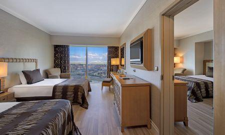 Vierbettzimmer - Grand Hotel Konya - Konya