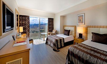 Standarzimmer mit badewanne - Grand Hotel Konya - Konya