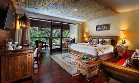 Suite Vue Piscine - Kupu Kupu Barong Villas & Tree Spa By L'OCCITANE - Bali