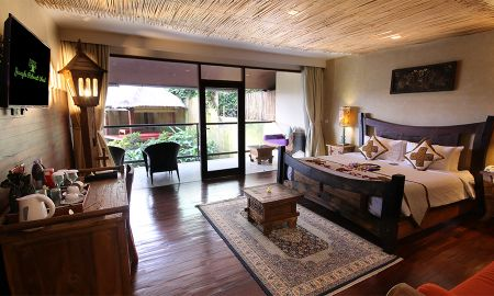 Triple Accès Piscine - Kupu Kupu Barong Villas & Tree Spa By L'OCCITANE - Bali