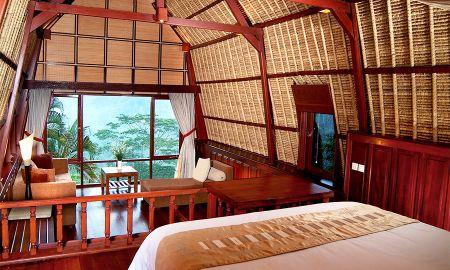 Villa Duplex avec Piscine - Kupu Kupu Barong Villas & Tree Spa By L'OCCITANE - Bali