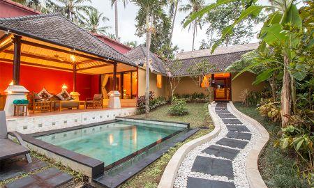 Spa Pool Villa 2 Chambres - Kupu Kupu Barong Villas & Tree Spa By L'OCCITANE - Bali