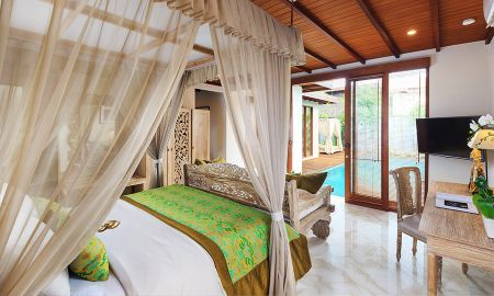 Suite Dos Habitaciones con Piscina y Jacuzzi - The Royal Purnama - Bali