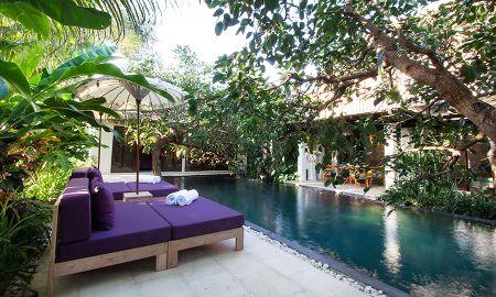Four Bedroom Pool Villa - The Royal Purnama - Bali