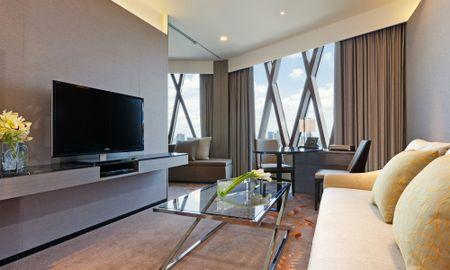 Suite Deluxe - The Okura Prestige - Bangkok