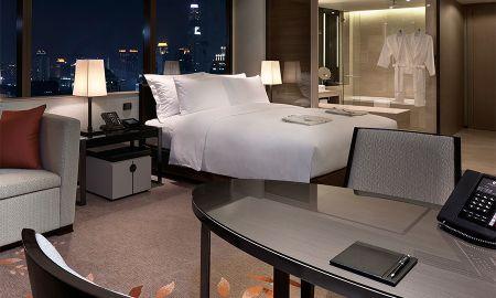 Habitación Corner Deluxe - The Okura Prestige - Bangkok