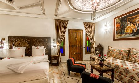 Suite Junior - Hotel & Ryad Art Place Marrakech - Marrakech