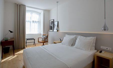 Chambre Supérieure Double ou Twin - The 8 Downtown Suites - Lisbonne