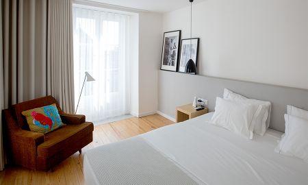 Chambre Premium Double ou Twin - The 8 Downtown Suites - Lisbonne