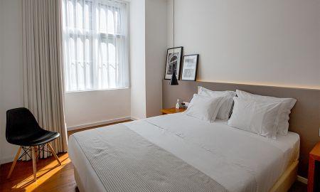 Chambre Comfort Double ou Twin - The 8 Downtown Suites - Lisbonne