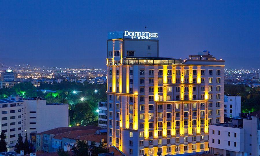 Hotel DoubleTree By Hilton Izmir - Alsancak - Reserva & Informações