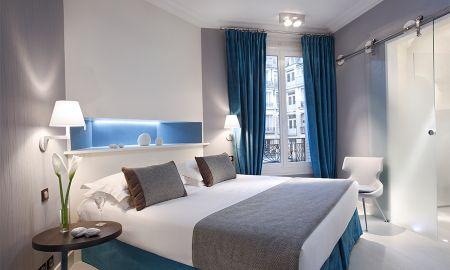 Chambre Classique - HOTEL DE BANVILLE - Paris