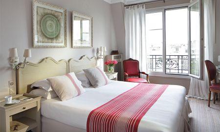 Chambre Deluxe - HOTEL DE BANVILLE - Paris